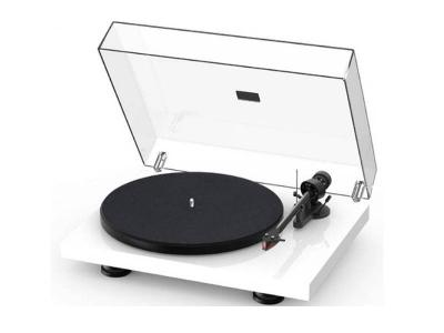 Project Audio Debut Carbon EVO Turntable  in High Gloss White  - PJ97825940