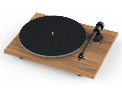 Project Audio T1 BTX Entry-level Audiophile Turntable In Walnut - PJ97821133