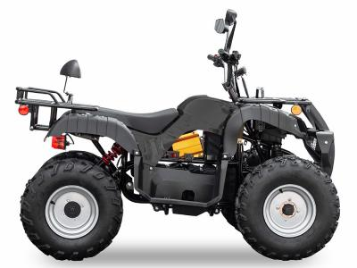 Daymak Front And Rear Wheeled Electric ATV In Black - Beast AWD ATV (B)