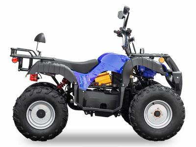 Daymak Front And Rear Wheeled Electric ATV In Blue - Beast AWD ATV (BL)