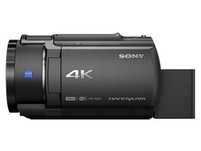 Sony AX43 4K Handycam With Exmor R Cmos Sensor - FDRAX43/B