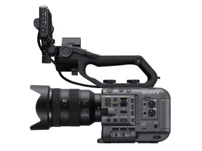 Sony Cinema Line FX6 Camera With 24–105 mm Zoom Lens - ILMEFX6VK