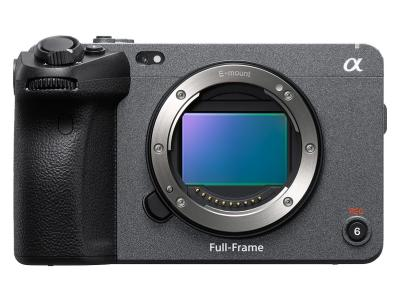 Sony FX3 Full-frame Cinema Line Camera - ILMEFX3