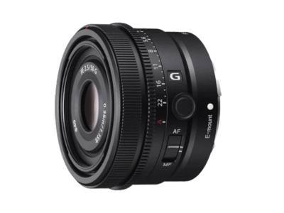 Sony FE 50mm F2.5 G E-Mount Lens - SEL50F25G