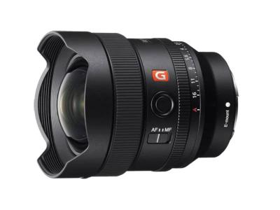 Sony FE 14 mm F1.8 GM E-Mount Lens - SEL14F18GM