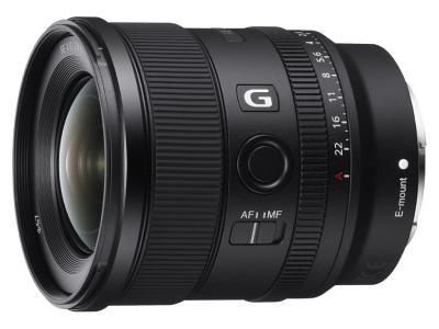Sony E-Mount FE 20 MM F1.8 G Lens - SEL20F18G
