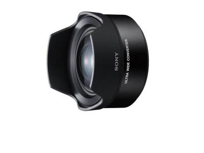 Sony E Mount Ultra-Wide Converter Lens - VCLECU2