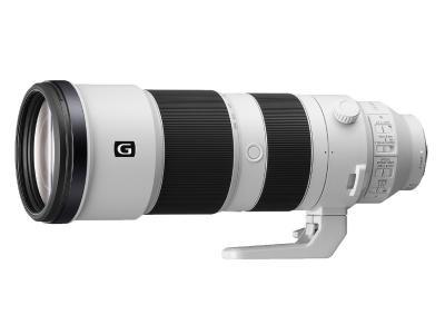 Sony E-Mount FE 200–600 MM F5.6–6.3 G OSS Lens - SEL200600G