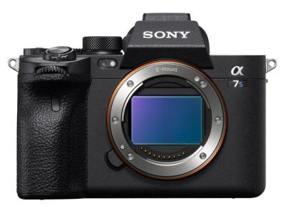 Sony α7S III Interchangeable Lens Camera With Pro Movie/still Capability - ILCE7SM3/B