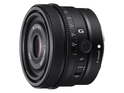 Sony E-Mount FE 40 MM F2.5 G Lens - SEL40F25G