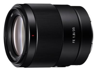Sony E-Mount FE 35 MM F1.8 Lens - SEL35F18F