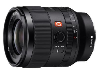 Sony E-Mount FE 35 MM F1.4 GM Lens - SEL35F14GM