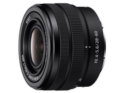 Sony E-Mount FE 28–60 MM F4–5.6 Lens - SEL2860