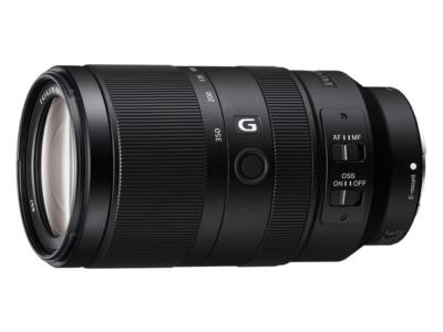 Sony E 70–350 mm F4.5–6.3 G OSS Lens - SEL70350G