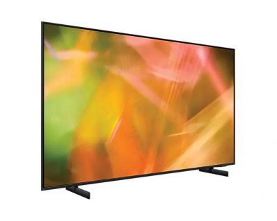 "75"" Samsung UN75AU8000FXZC Crystal UHD Smart TV"