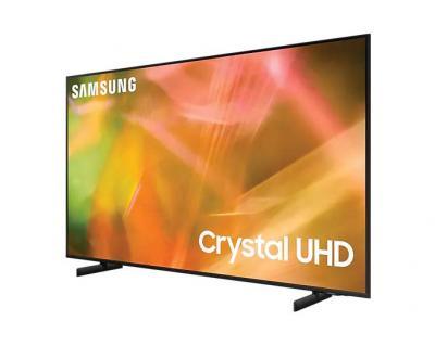 "55"" Samsung UN55AU8000FXZC Crystal UHD LCD TV"