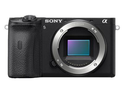 Sony α6600 Premium E-mount Aps-c Camera Body - ILCE6600/B