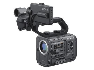 Sony Cinema Line Fx6 Camera Body - ILMEFX6V