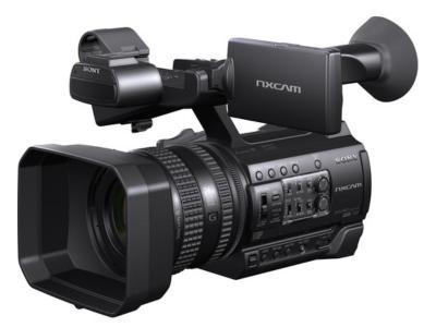 Sony Full HD NXCAM Camcorder - HXRNX100/3