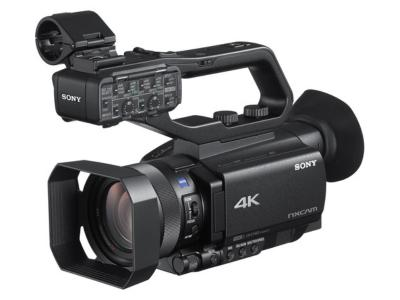 Sony 4K NXCAM Camcorder With HDR And Fast Hybrid AF - HXRNX80