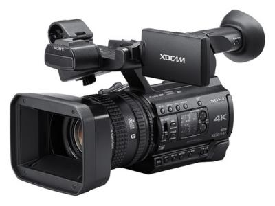 Sony 4K XDCAM Camcorder - PXWZ150