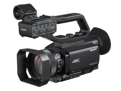 Sony 4K HDR XDCAM Camcorder With Fast Hybrid AF - PXWZ90V