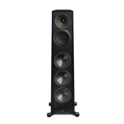 Paradigm 5-driver 3 Way Hybrid Floorstanding Speaker In Black Walnut - Founder 120H (BW)