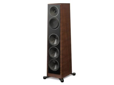 Paradigm 5-driver 3 Way Floorstanding Speaker In Walnut - Founder 100F (W)