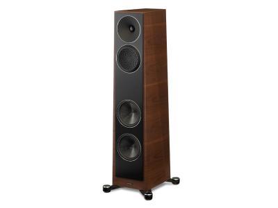 Paradigm 4-driver 2.5 Way Floorstanding Speaker In Walnut - Founder 80F (W)