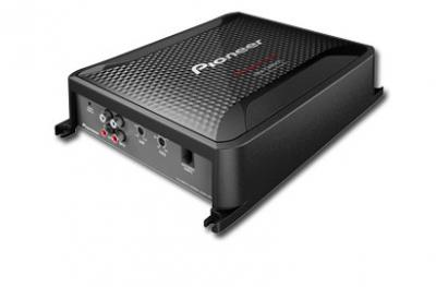Pioneer Class D Mono Amplifier with Wired Bass Boost Remote - GMD8601
