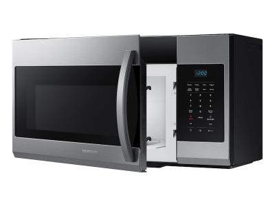 """30"""" Samsung Over-the-Range Microwave In Stainless Steel - ME17R7021ES"""
