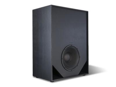 Klipsch Low Profile Subwoofer Fits Restricted Areas in Medium to Large Auditoriums - KPT884SW