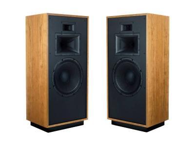 Klipsch Floorstanding Speaker in Natural Cherry  - FORTEIVC