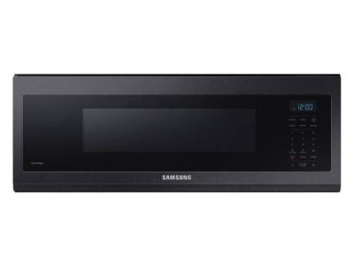 """30"""" Samsung 1.1 Cu. Ft. Low Profile Over the Range Microwave - ME11A7510DG"""