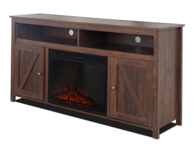 Home Touch Tv Stand 23 inch Fireplace Insert - Regal