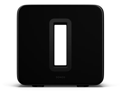 Sonos 3rd Generation Wireless Subwoofer Sub (Gen 3) (B) - SUBG3US1BLK