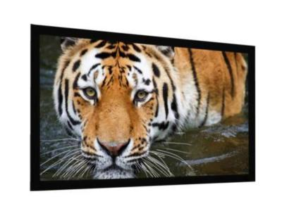 EluneVision 135 Inch Reference Purebright 4K Fixed Frame 16:9 Projector Screen - EV-F4-135-2.4
