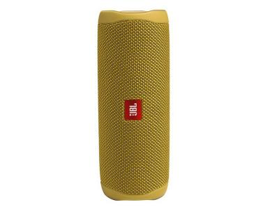 JBL FLIP 5 Portable Waterproof Speaker - JBLFLIP5YELAM