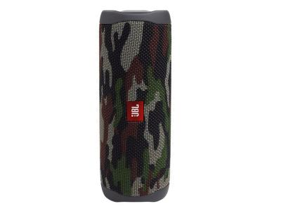 JBL FLIP 5 Portable Waterproof Speaker - JBLFLIP5SQUADAM