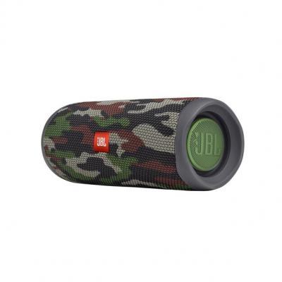 JBL FLIP 5 Portable Waterproof Speaker - JBLFLIP5SQUADAM