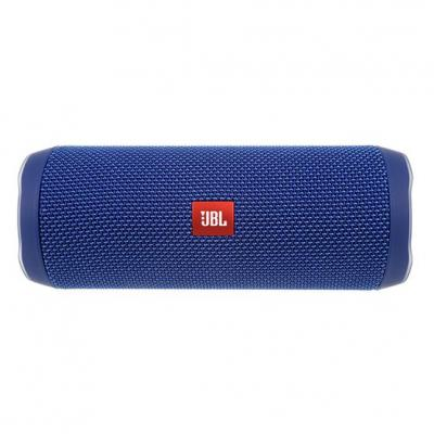 JBL full-featured waterproof portable Bluetooth speaker with surprisingly powerful sound Flip 4 (Bl) JBLFLIP4BLUAM