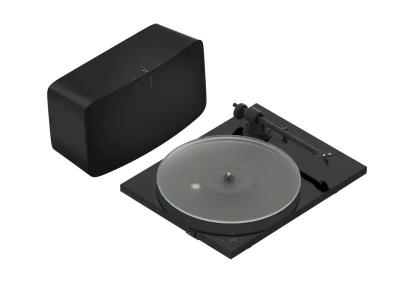 Sonos Vinyl Set Five Project Turntable (Black) - Vinyl Set (B)