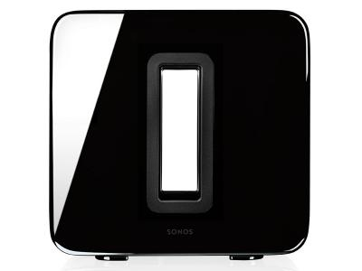 Sonos SUB Wireless Subwoofer Black - SUB (B)
