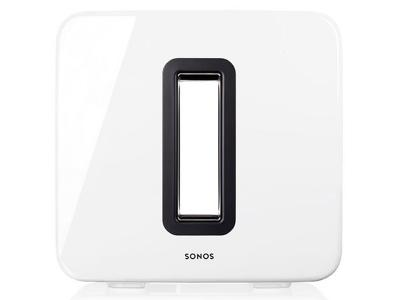 Sonos SUB Wireless Subwoofer White - SUB (W)
