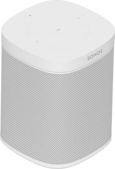 Sonos Two Room Set With Sonos One - Two Room Set with Sonos One (W)