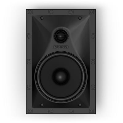 Sonos Dynamic Entertainment Experience with Stereo Sound In-Wall Speaker (Pair)