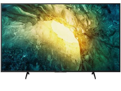 "65"" Sony KD-65X750H 4K UHD, HDR Smart TV"