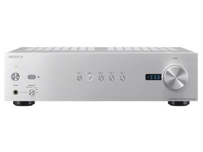 SONY HIGH-RESOLUTION AUDIO STEREO AMPLIFIER - TAA1ES