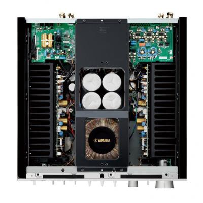 Yamaha Integrated Amplifier (Silver ) - AS2200 (S)