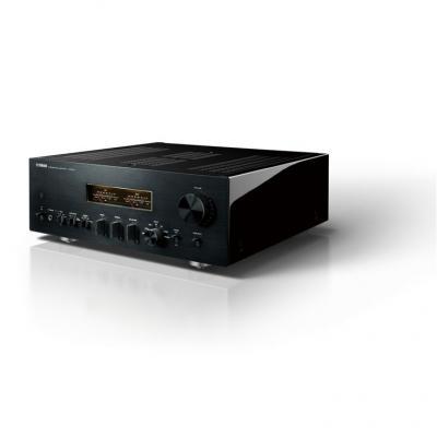 Yamaha Integrated Amplifier (Black)  - AS2200 (B)